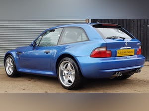 1999 Low Mileage Z3 M Coupe S50 5 Speed - Only 59K Miles - FSH For Sale (picture 1 of 17)
