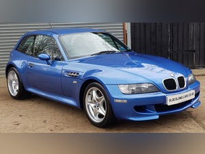 1999 Low Mileage Z3 M Coupe S50 5 Speed - Only 59K Miles - FSH For Sale (picture 2 of 17)