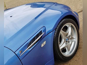 1999 Low Mileage Z3 M Coupe S50 5 Speed - Only 59K Miles - FSH For Sale (picture 6 of 17)