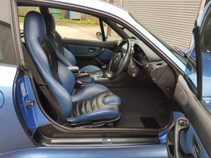 1999 Low Mileage Z3 M Coupe S50 5 Speed - Only 59K Miles - FSH For Sale (picture 7 of 17)