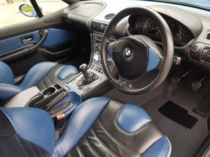 1999 Low Mileage Z3 M Coupe S50 5 Speed - Only 59K Miles - FSH For Sale (picture 10 of 17)