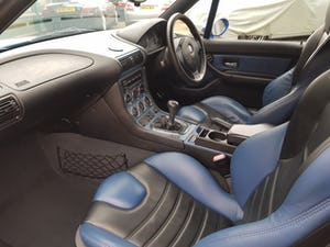 1999 Low Mileage Z3 M Coupe S50 5 Speed - Only 59K Miles - FSH For Sale (picture 11 of 17)