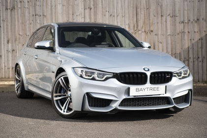 Picture of 2017 BMW M3 3.0 BiTurbo Saloon For Sale