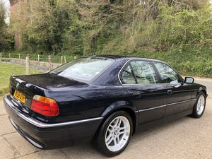 BMW 735i Individual SE V8   2000   118k   £53,000 New   FSH For Sale (picture 2 of 12)