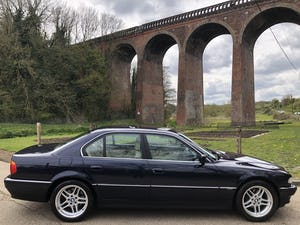 BMW 735i Individual SE V8   2000   118k   £53,000 New   FSH For Sale (picture 3 of 12)