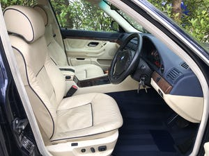 BMW 735i Individual SE V8   2000   118k   £53,000 New   FSH For Sale (picture 6 of 12)