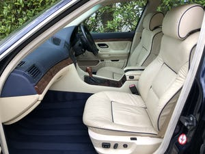 BMW 735i Individual SE V8   2000   118k   £53,000 New   FSH For Sale (picture 7 of 12)
