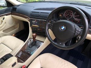 BMW 735i Individual SE V8   2000   118k   £53,000 New   FSH For Sale (picture 8 of 12)
