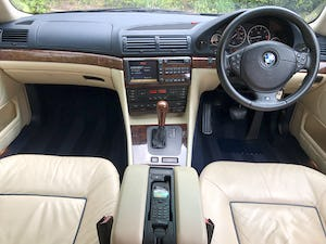 BMW 735i Individual SE V8   2000   118k   £53,000 New   FSH For Sale (picture 9 of 12)