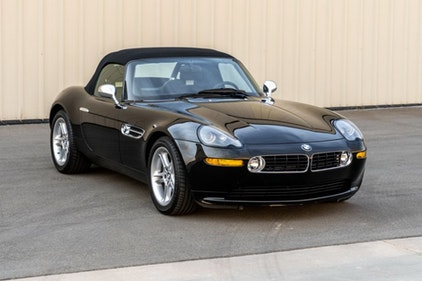 Picture of 2001 BMW Z8 58000km full black For Sale