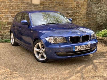 Picture of BMW 118d Sport 5-Door 2010 (60), Massive Spec, Low Mileage For Sale
