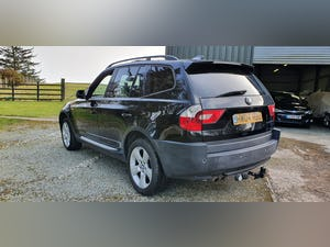 2004 04 BMW X3 3.0i Sport Auto 90k FSH Leather Apr 2022 Mot For Sale (picture 9 of 12)