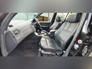 2004 04 BMW X3 3.0i Sport Auto 90k FSH Leather Apr 2022 Mot For Sale (picture 3 of 12)