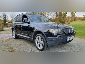 2004 04 BMW X3 3.0i Sport Auto 90k FSH Leather Apr 2022 Mot For Sale (picture 1 of 12)