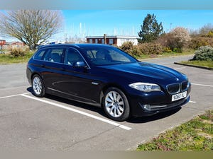 2010 BMW 520D SE Touring Just serviced, long MOT For Sale (picture 1 of 12)