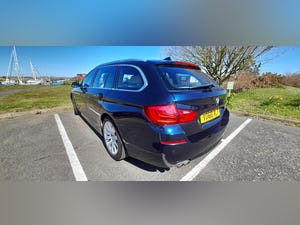 2010 BMW 520D SE Touring Just serviced, long MOT For Sale (picture 6 of 12)