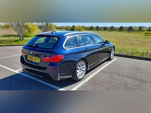 2010 BMW 520D SE Touring Just serviced, long MOT For Sale (picture 7 of 12)