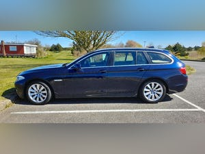2010 BMW 520D SE Touring Just serviced, long MOT For Sale (picture 9 of 12)