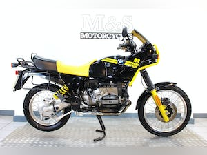 1990 BMW R100GS For Sale (picture 1 of 10)