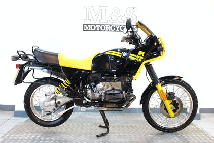 Picture of 1990 BMW R100GS For Sale