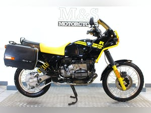 1990 BMW R100GS For Sale (picture 3 of 10)