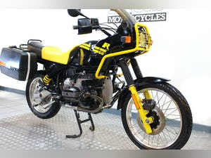 1990 BMW R100GS For Sale (picture 4 of 10)