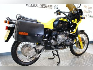 1990 BMW R100GS For Sale (picture 5 of 10)