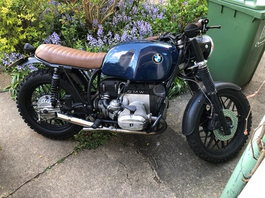 Picture of 1984 BMW R80 Scrambler Custom For Sale