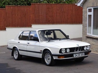 Picture of 1986 BMW 525i For Sale by Auction