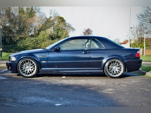 BMW M3 3.2 SMG CONVERTIBLE BLACK 2004 E46 CSL WHEELS For Sale (picture 5 of 20)