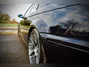 BMW M3 3.2 SMG CONVERTIBLE BLACK 2004 E46 CSL WHEELS For Sale (picture 18 of 20)