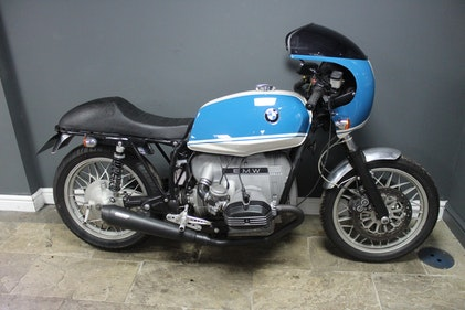 Picture of 1979 BMW R50 Cafe Racer , 2 Former keepers believed  7700 For Sale