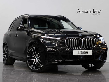 Picture of 2019 19 19 BMW X5 30D M SPORT XDRIVE AUTO For Sale