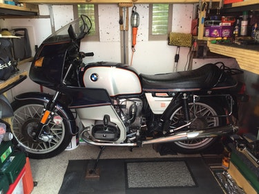 Picture of A 1980 BMW R100RS - 30/6/2021 For Sale by Auction