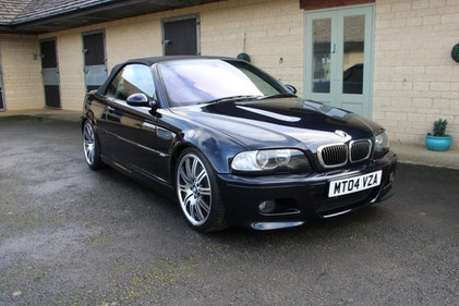 Picture of 2004 BMW M3 CAB MANUAL For Sale