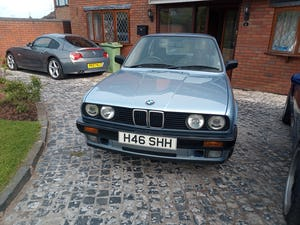 1990 E30 320i Saloon For Sale (picture 1 of 12)