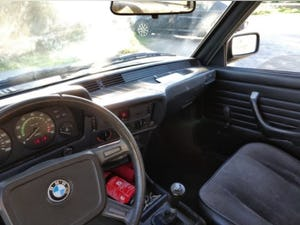 1983 BMW 3 series Preserved car 132k miles Manual e21 For Sale (picture 2 of 4)