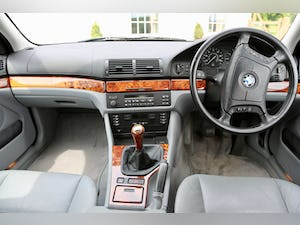 1999 BMW 523i SE modern classic For Sale (picture 6 of 12)