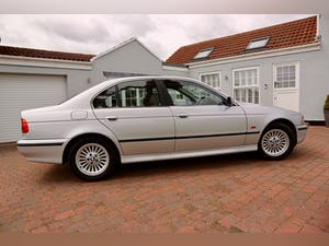 1999 BMW 523i SE modern classic For Sale (picture 7 of 12)