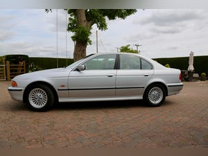 1999 BMW 523i SE modern classic For Sale (picture 8 of 12)
