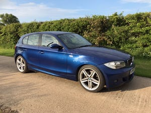 2007 130iM Sport Increasingly rare example For Sale (picture 1 of 10)