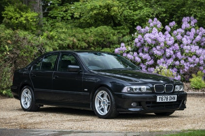 Picture of 2001 BMW 540i M-Sport - 87,000 miles No Reserve For Sale by Auction