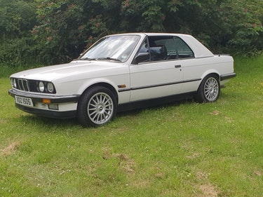 Picture of 1989 BMW E30 325i Cabriolet For Sale by Auction