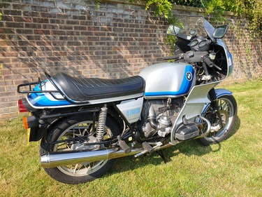 Picture of 1978 BMW r100rs, first reg. in uk feb. 1980. For Sale