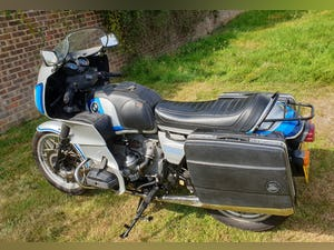 1978 BMW r100rs, first reg. in uk feb. 1980. For Sale (picture 8 of 12)