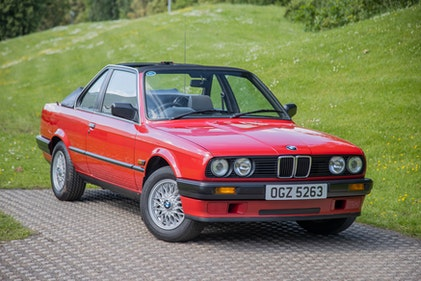 Picture of 1988 BMW 316 Baur Cabriolet For Sale by Auction