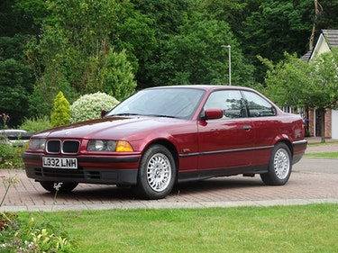 Picture of 1993 BMW 318is Coupe For Sale