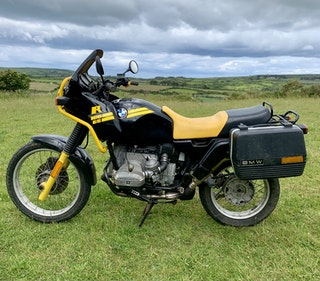 Picture of 1992 BMW R100GS (totally original very low miles) For Sale