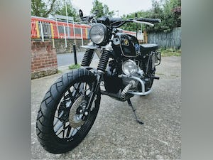 """1982 BMW R100 """"Death Machines of London"""" Custom Build For Sale (picture 3 of 11)"""