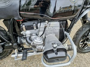 """1982 BMW R100 """"Death Machines of London"""" Custom Build For Sale (picture 5 of 11)"""